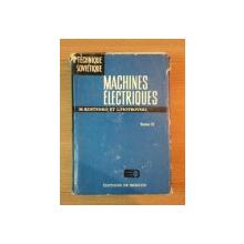 MACHINES ELECTRIQUES , TOME II de M. KOSTENKO, L. PIOTROVSKI, 1977