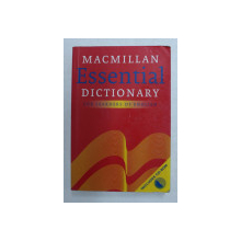 MACMILLAN ESSENTIAL DICTIONARY FOR LEARNERS OF ENGLISH , INCLUDES CD- ROM , 2003