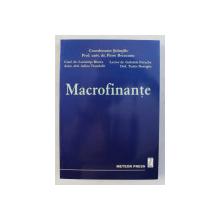 MACROFINANTE de PETRE BREZEANU , 2006