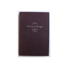 MADAME DE SEVIGNE  - A LIFE AND LETTERS par FRANCES MOSSIKER , 1983