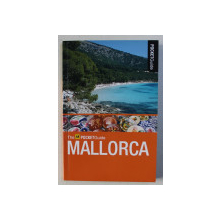 MALLORCA - THE AA POCKET GUIDE , text by TONY KELLY , 2011