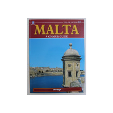 MALTA , A COLOUR GUIDE