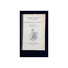 MANA VIILOR (PERONOSPORA) SI MIJLOACELE DE APARARE de DOBRE RADULESCU - CRAIOVA, 1910