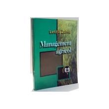 MANAGEMENT AGRICOL de LITITIA ZAHIU , 1999