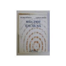 MANAGEMENT EDUCATIONAL de PALOMA PETRESCU , LUCRETIA SIRINIAN , 2002