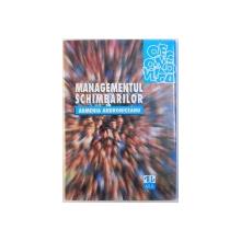 MANAGEMENTUL SCHIMBARILOR  - VALORIFICAREA POTENTIALULUI CREATIV AL RESURSELOR UMANE de ARMENIA  ANDRONICEANU , 1998
