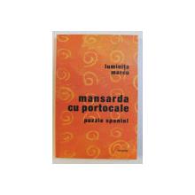 MANSARDA CU PORTOCALE - PUZZLE SPANIOL de LUMINITA MARCU , 2006