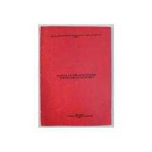 MANUAL DE BIBLIOTECONOMIE PENTRU BIBLIOTECILE MICI , 1993