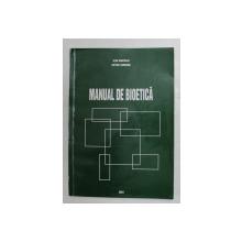 MANUAL DE BIOETICA de ELIO SGRECCIA si VICTOR TAMBONE , 2001