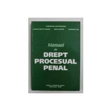 MANUAL DE DREPT PROCESUAL PENAL de GHEORGHE NISTOREANU ...LAURENTIU NAE , 1999