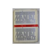 MANUAL DE INGINERIE INDUSTRIALA , VOLUMUL II de H. B. MAYNARD , 1976