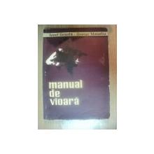 MANUAL DE VIOARA VOL II de IONEL GEANTA , GEORGE MANOLIU , 1961