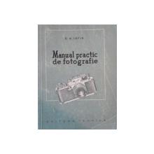 MANUAL PRACTIC DE FOTOGRAFIE de E. A. IOFIS  1956