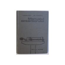 MANUALUL CANTARITORULUI de I. BARBULESCU si GH. IVANOVICI , 1970