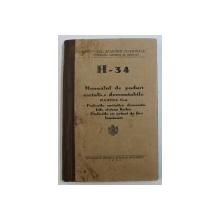 MANUALUL DE PODURI METALICE DEMONTABILE , PARTEA II - A , 1938