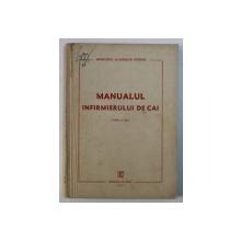MANUALUL INFIRMIERULUI DE CAI, EDITIA A II-a, 1950