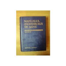 MANUALUL INGINERULUI DE MINE VOL V de ARON POPA , 1989