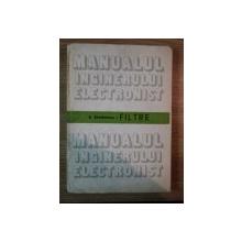 MANUALUL INGINERULUI ELECTRONIST , FILTRE de S. STEFANESCU , 1987