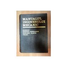 MANUALUL INGINERULUI MECANIC (MATERIALE; REZISTENTA MATERIALELOR; STABILITATE ELASTICA; VIBRATII ) de GH. BUZDUGAN