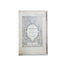 MANUEL D'ARCHEOLOGIE ETRUSQUE ET ROMAINE par JULES MARTHA - PARIS,