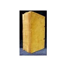 Manuscris de secol XVIII dupa ideile lui Roman Llull, mare ganditor si cartograf catalan din secol XIII