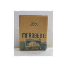 Marasesti, Pachet 20 tigarete, sigilat, continut autentic, 1952