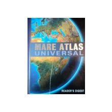 MARE ATLAS UNIVERSAL, READER'S DIGEST  2008