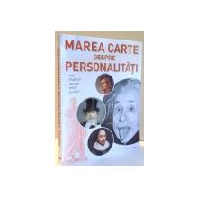 MAREA CARTE DESPRE PERSONALITATI de FEDERICA MAGRIN , 2017