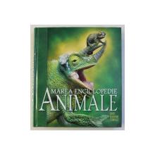 MAREA ENCICLOPEDIE - ANIMALE - GHID ILUSTRATCOMPLET de FRED COOKE ...RICHARD VOGT , 2016