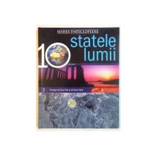 MAREA ENCICLOPEDIE STATELE LUMII, VOL. III EUROPA DE SUD-EST SI DE SUD-VEST, 2009