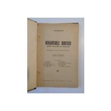 MARGARITARELE BANATULUI (MARE COLECTIE DE FOLKLOR). DIN POPOR ADUNATE SI POPORULUI REDATE de LUCIAN COSTIN, EDITIA I