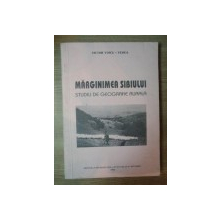 MARGINIMEA SIBIULUI , STUDIU DE GEOGRAFIE RURALA de VICTOR VOICU VEDEA , 1998
