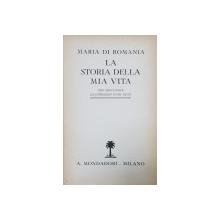 MARIA DI ROMANIA - LA STORIA DELLA MIA VITA , 1938