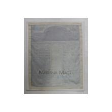 MARIANA MACRI - PORTI SI GRADINI - EXPOZITIE MUZEUL NATIONALA COTROCENI , 2006