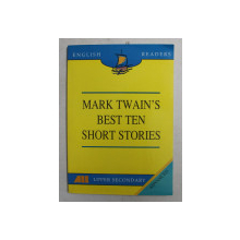 MARK TWAIN'S BEST TEN SHORT STORIES de MARK TWAIN , 1999