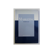 MARKETING by DAVID EVANS , 1991