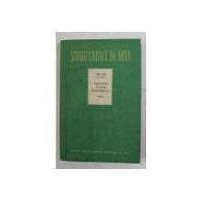MARTURII DESPRE N. GRIGORESCU - ANTOLOGIE CRITICA de IONEL JIANU si V. BENES , 1957