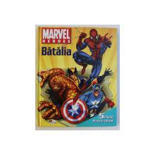 MARVEL HEROES , BATALIA de TOM DEFALCO , 2008