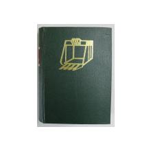 MASINI DE CONSTRUCTII de PETRE POPESCU , THEODOR DONCIU , MANUELA POPESCU , ERNEST STOICESCU , 1966