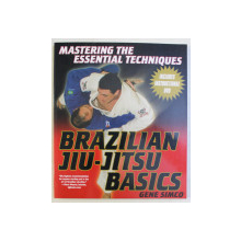 MASTERING THE ESSENTIAL TECHNIQUES , BRAZILIAN JIU - JITSU BASICS by GENE SIMCO , 2004 *CD