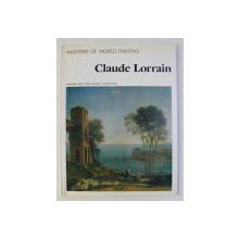 MASTERS OF WORLD PAINTING - CLAUDE LORRAIN by SERGEI DANIEL , 1986