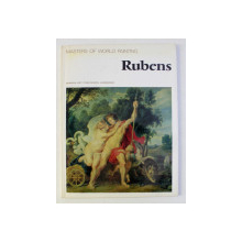 MASTERS OF WORLD PAINTING - RUBENS  by VERA RAZDOLSKAYA  , 1986