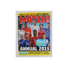 MATCH ! ANNUAL 2015