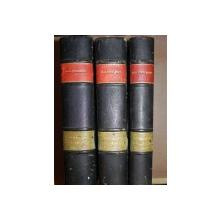 MATERIALURI FOLKLORISTICE - GR.G TOCILESCU  VOL.I -III ( VOL.I PARTEA I + VOL.I PARTEA A II A , VOL. II)  BUC. 1900