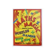 MATHS MAGIC by EDWARD GODWIN , 2000