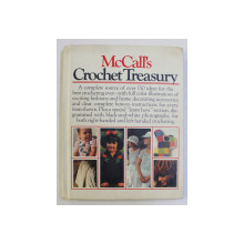 MCCALL ' S , CROCHET TREASURY , 1977