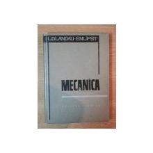 MECANICA de L.D. LANDAU , E.M. LIFSIT , 1966
