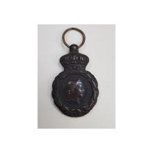 Medalie Napoleon I, Sf. Elena, Bronz patinat