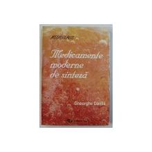 MEDICAMENTE MODERNE DE SINTEZA , VOL. I de GHEORGHE DANILA , 1994