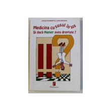 MEDICINA CU SUSUL IN JOS - SI DACA HAMER AVEA DREPTATE ? de GIORGIO MAMBRETTI , JEAN SERAPHIN , 2010